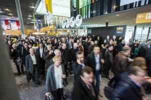 R+T Tradeshow 2018 in Stuttgart Germany